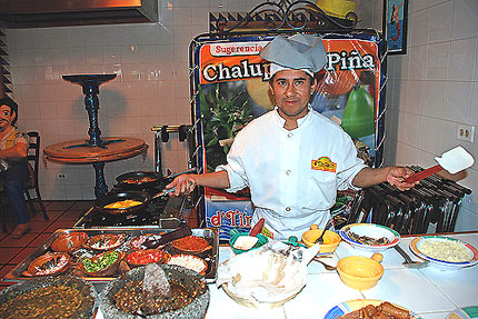 mexican chef job Malaysia