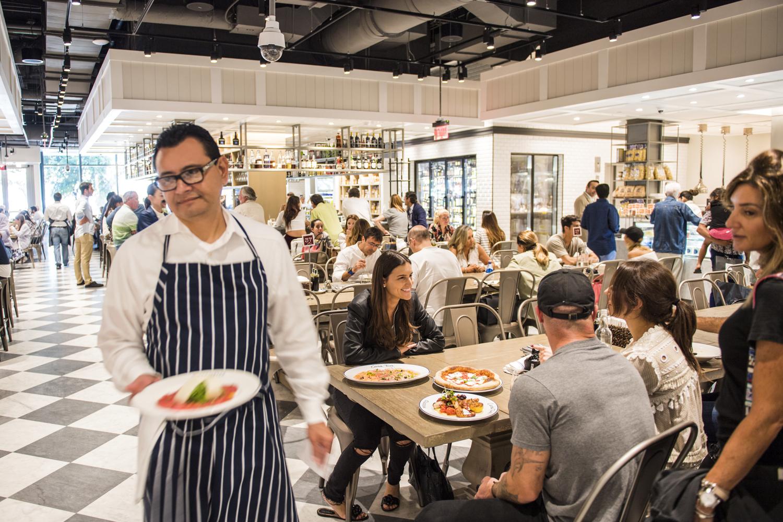 Executive Sous Chef job Italian 500 seat restaurant Brickell, Miami, FL